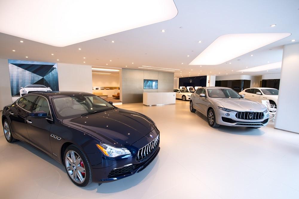 Latest Car Showroom Openings In The World Prestige Online - Car showroom