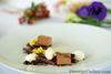 Araguani chocolate with mint and yogurt (Photo - Surachet Midam)