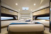 Azimut; Master Cabin; Photo courtesy Azimut; PrestigeOnline