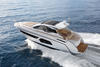 Azimut; Running view in ocean; Photo courtesy Azimut; PrestigeOnline