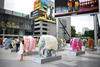 Anantara Hotels, Resorts & Spas along with Elephant Parade and Siam Paragon recently launched the world's largest open-air art exhibition9