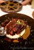 Lady Brett Sathorn; Braised beef cheak with garlic mashed potatoes; Photo courtesy Kaan Suchanin; PrestigeOnline
