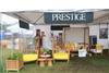 Shot of Prestige booth
