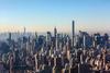 New York's impressive skyline