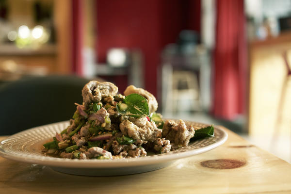 Larb Ped from Somtum Der