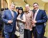 Dirk Paulsen, Linda Widyarta, Liauw Chiang Hok & Jeremy Lim