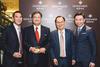 Jeremy Lim, Datuk Jerry Chan, Anthony Lim & Tay Liam Khoon