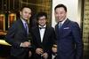 Martin Aw, Ng Kim Keong & Tay Liam Khoon