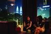 Datin Sri Eannes Chop & Datin Annie Tan
