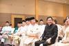 Tan Sri Dato' Seri Ahmad Johan and Dato Saruji Johan
