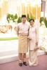 YM Tengku Dato' Sri Kamarulzaman Ibni Almarhum Sultan Sir Abu Bakar and Datin Sri Zahida Yusof