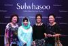 Puan Sri Louise Cham, Datin Jamaya, Rose Tan & Puan Sri Helen Lau