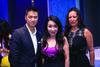 Steven Chan, Datin May Lene & Sandra Wolf