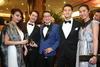 Corinna Tan, Jimmy Koay, Dato Richard Teo, Marcus Teo & Lau Sook Ping