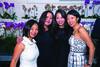 Goh Yee Ling, Candy Tsang, Felicia Lim & Lim Meng Lu