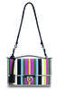 Ferragamo's Rainbow Stripe Leather Aileen Shoulder Bag