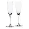 Robert Mondavi's Champagne Flute Pair