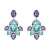Swarovski Eglantine Pierced Earrings