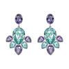 Swarovski Eglantine Pierced Earrings