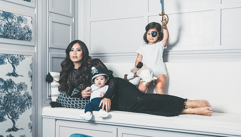 Mother's Day Special: Ung Yiu Lin on motherhood
