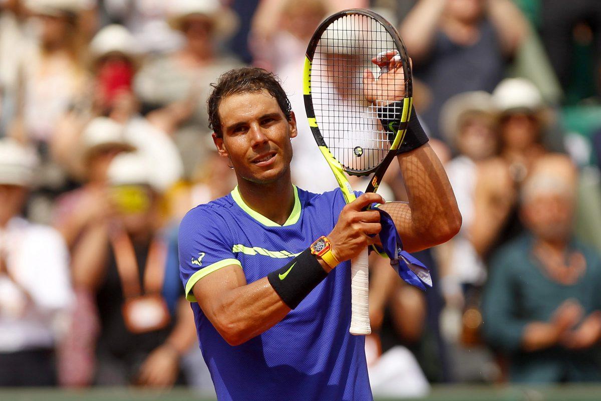 Richard Mille Unveils A New Rafael Nadal Timepiece