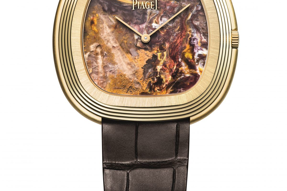 Piaget's Vintage-Inspired Entry Into Only Watch