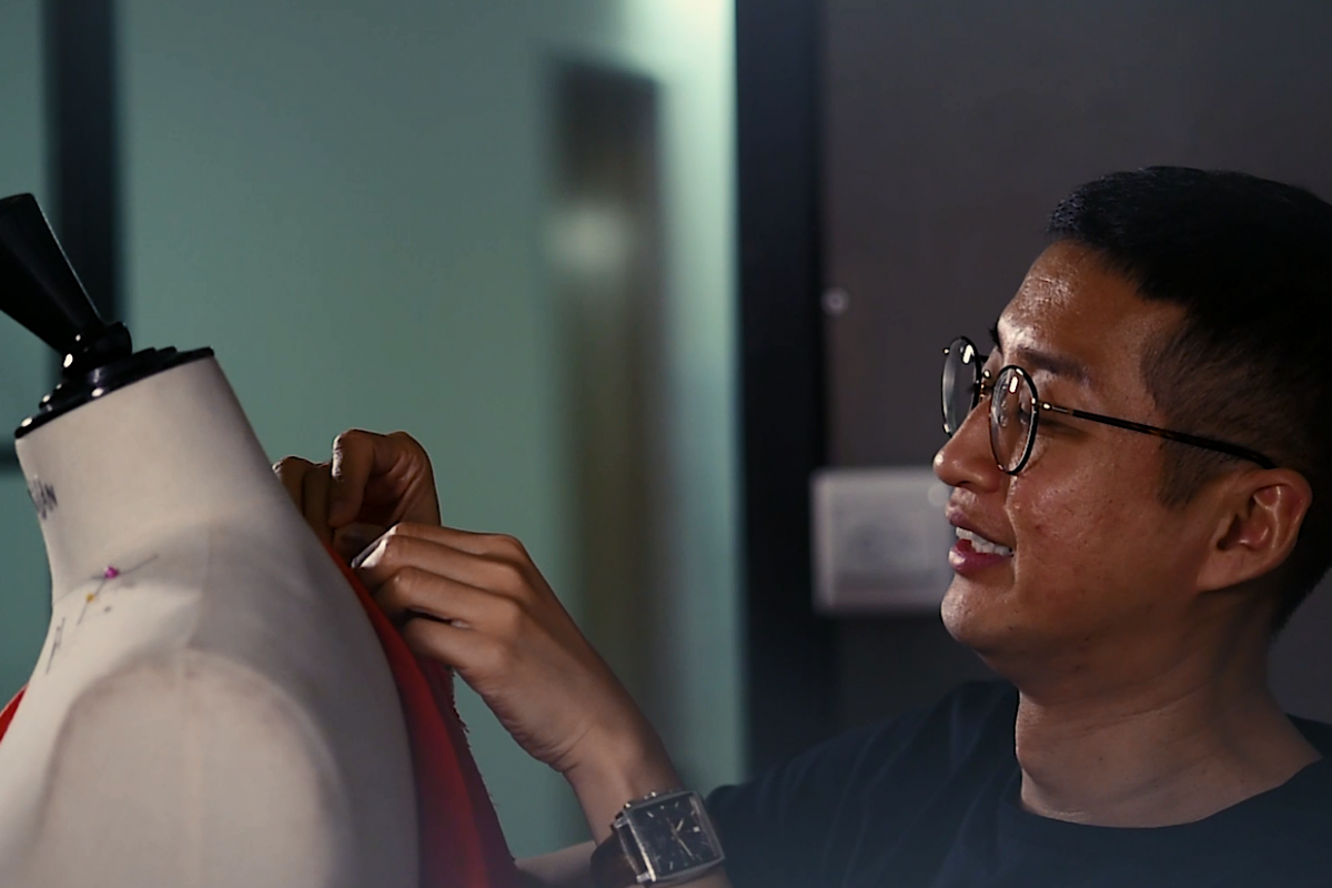 Martell Special: Be Curious Series Feat. Fashion Designer Khoon Hooi