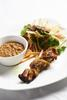Brined Chicken Satay