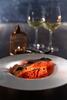 Mains - Salmon & Mentaiko Pasta