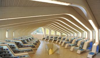 The World's Coolest Libraries