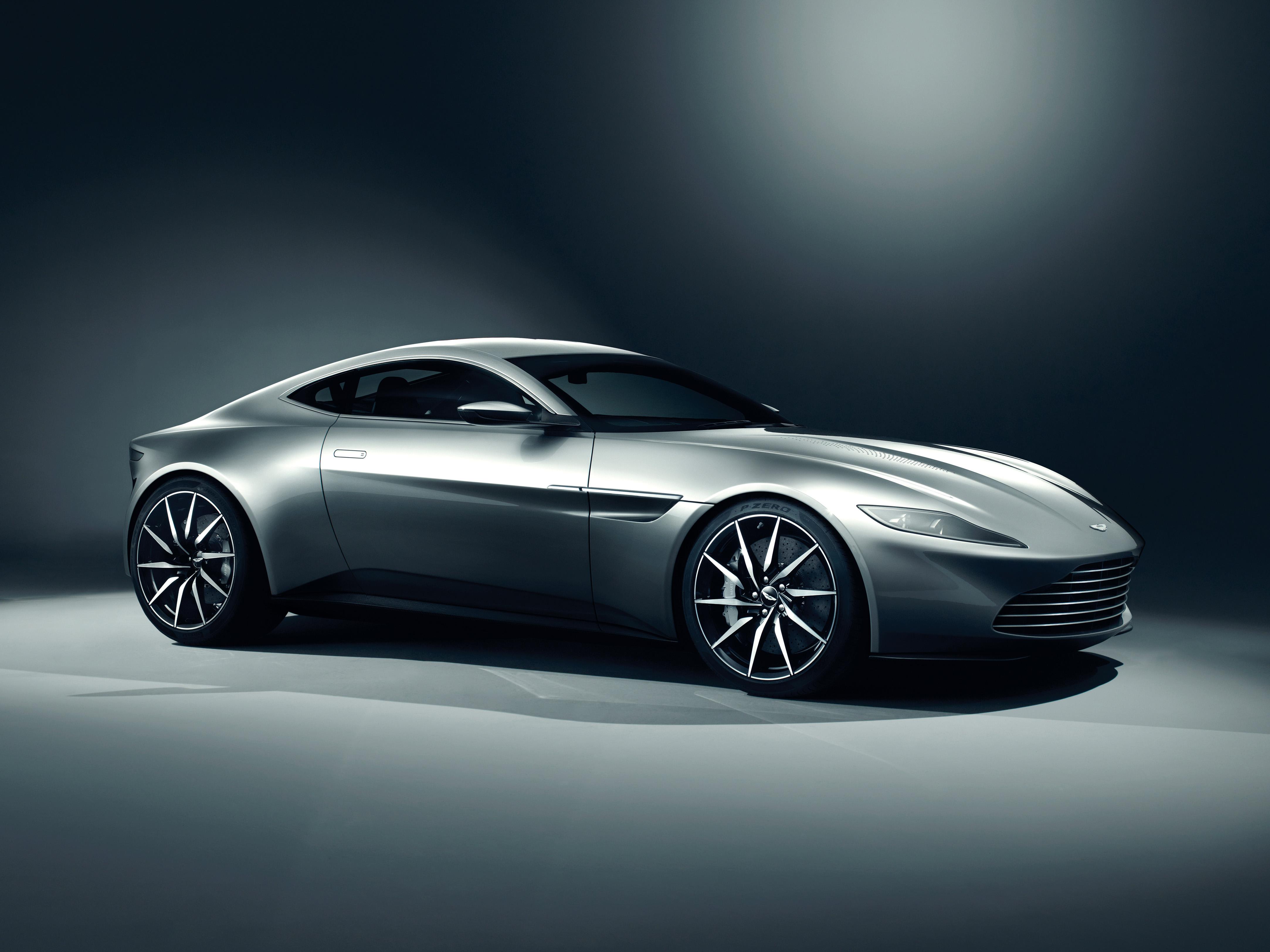 Aston Martin has plans for Singapore
