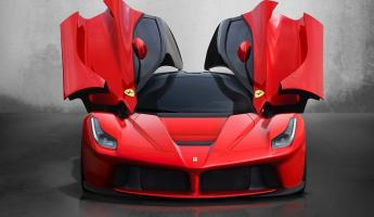 Ferrari celebrates its iconic models