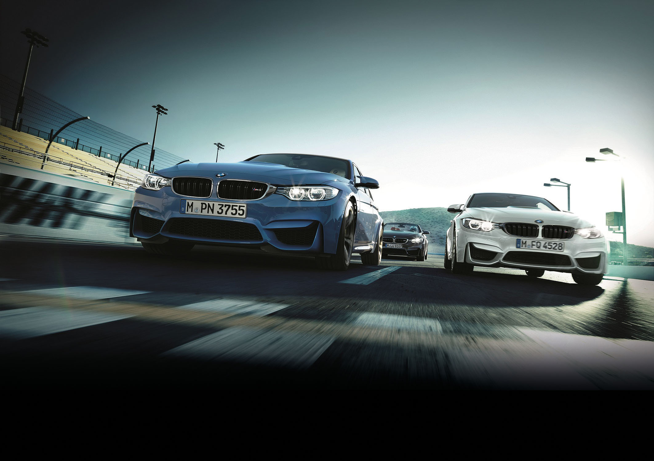 Introducing BMW M's Competition Package