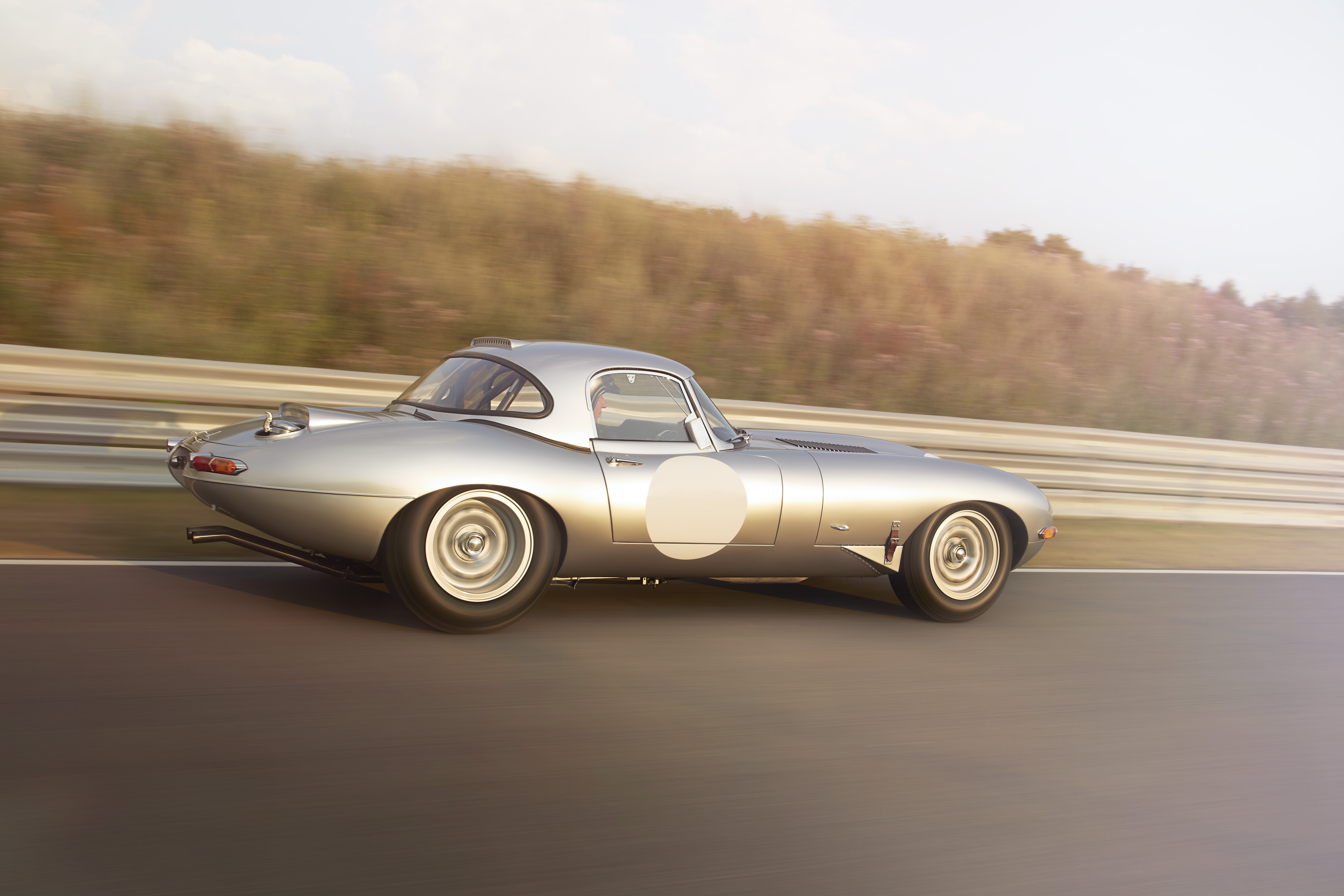 Jaguar's One and Only Lightweight E-Type in Asia