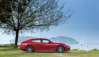 Off to Langkawi, with love from Porsche