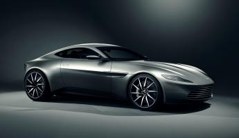 Spectre, James Bond and the DB10