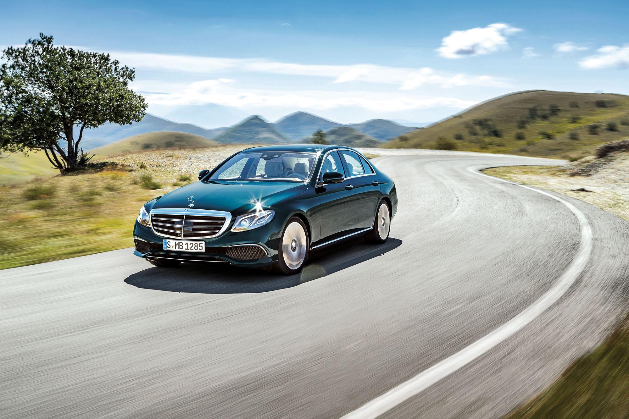 Test Drive: Mercedes-Benz E-Class