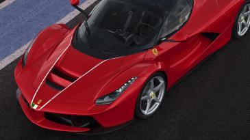 Image courtesy of Ferrari