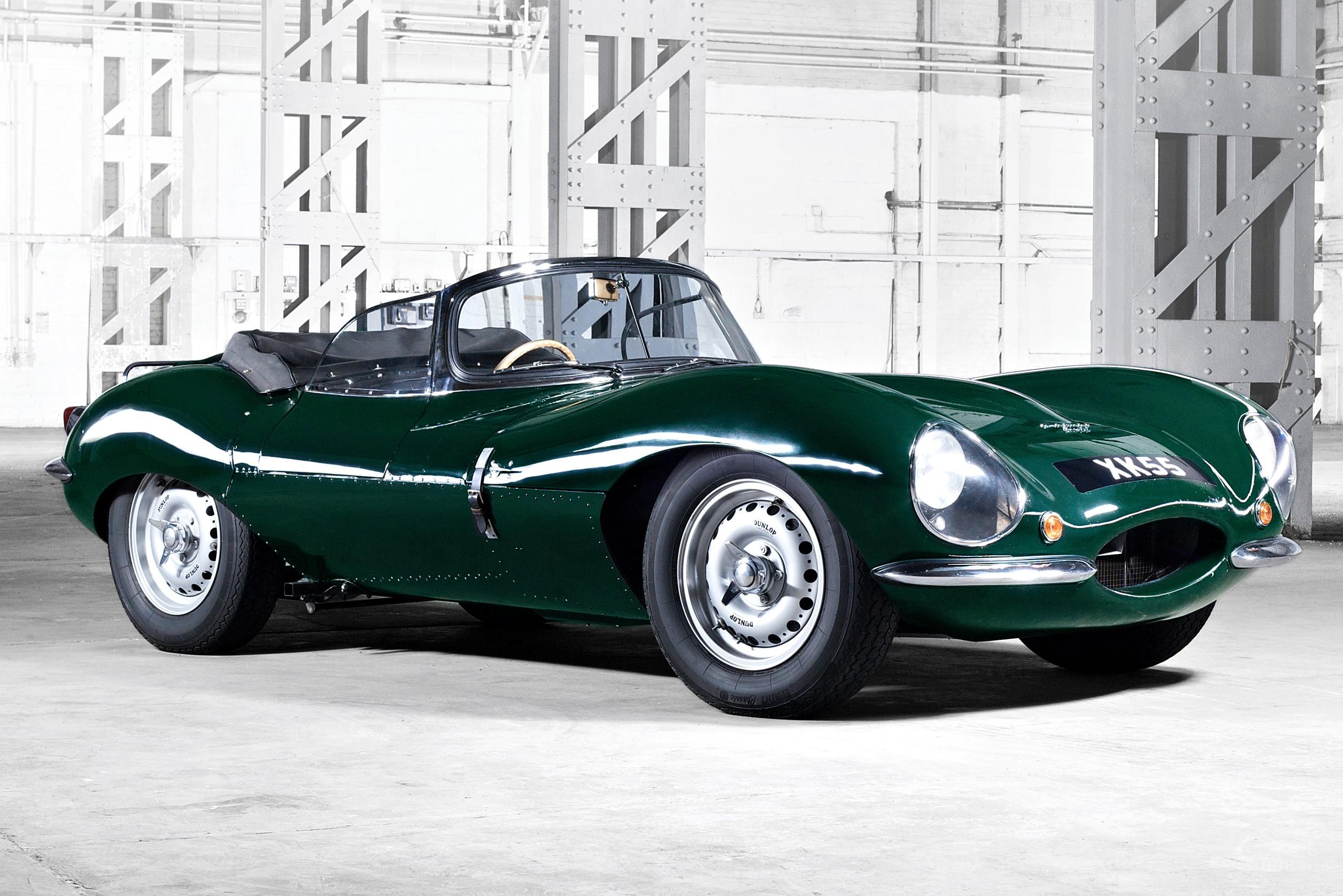 Jaguar Classic to reveal XKSS