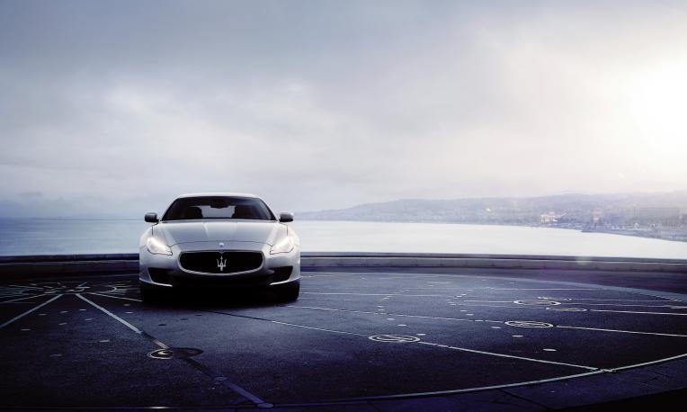 Maserati celebrates the Quattroporte