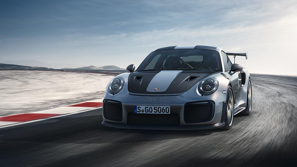 Say Hello To Porsches Most Powerful 911 Yet