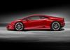 Lamborghini Huracan LP580-2 - Side