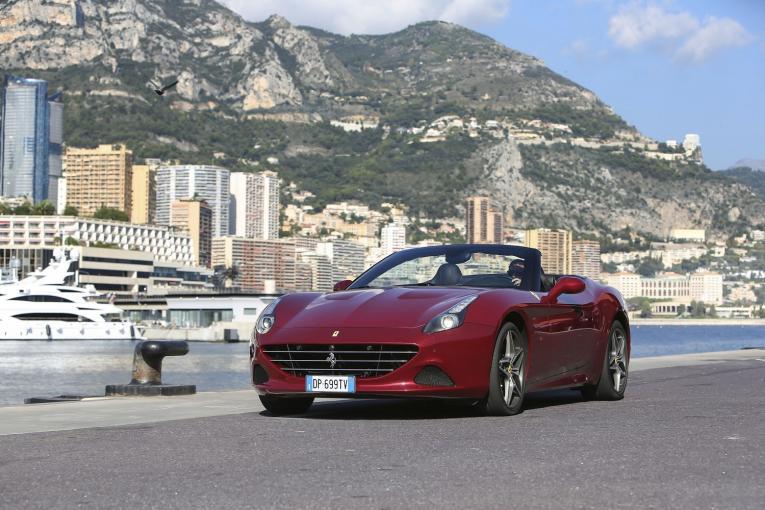 Ferrari California T: The Passenger's Perspective