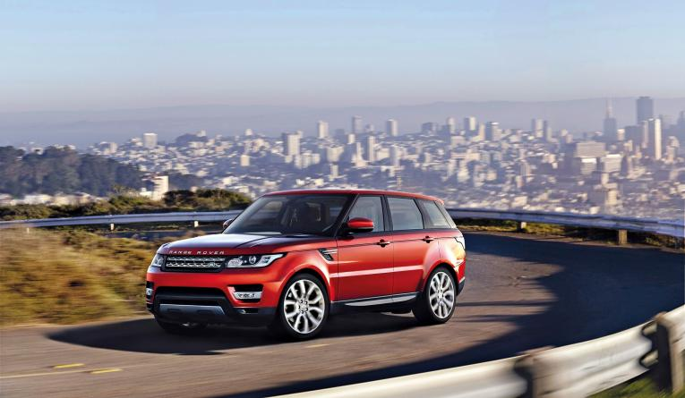 Review: Land Rover's Range Rover Sport