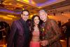Gaurav Kripalani and Dick Lee with the birthday girl