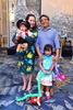 Liam Quah, Cheryl Lee, Lauren Quah, Soon Hong Quah