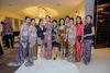 Ety Wiranto, Anna Kwan, Belinda Chua, Tessa Mendias, Agnes Kartini, Mieke Lie, Cheryl Ong, Indah Papan, Dewi The and Kestity Pringgoharyono