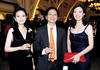 Ho May Kim, Leon Yee and Ho May Lynn