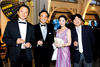 Winston Lee, Kuni Morimura, Mari Morimua and Kaz Hayashi