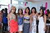 Anita Chellaram, Puja Genomal, Michelle Buxani, Vidya Mahtani and Rashna Bhojwani